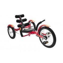 Rower Trójkołowy Mobo Cruiser Model Mobito Czerwony