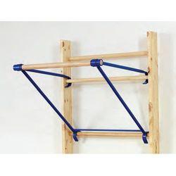 Drążek do podciągania do drabinek gimnastycznych 90 cm