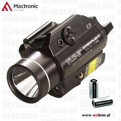 Latarka taktyczna Mactronic Streamlight TLR-2 do montażu na broń z laserem