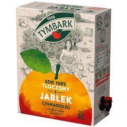 TYMBARK 3l Sok 100% tłoczony z jabłek Jonagold