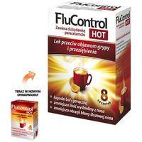 Flucontrol Hot prosz.do sp.rozt.doust. 1g+0,01g+4mg 8 sasz.a 5,5g