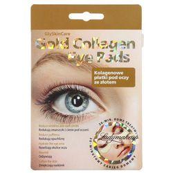 GlySkinCare - Gold Collagen Eye Pads - Kolagenowe płatki pod oczy ze złotem