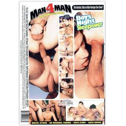 DVD-Boys Night Sleepover