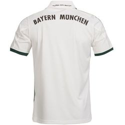 Koszulka Adidas FC Bayern Munchen dziecięca G73666 BENATIA
