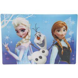 Podkładka na stół Disney Frozen 3D. Niebieski