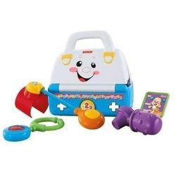 Fisher Price - Śpiewający zestaw małego lekarza - zabawka interaktywna - Fisher Price