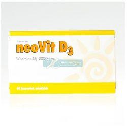 NeoVit D3 2000 j.m. 60 kaps.