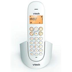 Telefon bezprzewodowy VTECH CS1100 Biało-pomarańczowy