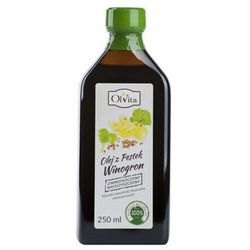 Olej z pestek winogron 250ml