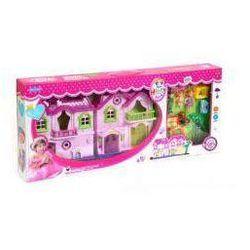 Domek dla lalek z akcesoriami