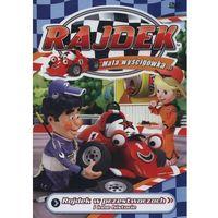 Rajdek mała wyścigówka 2 - w przestworzach dvd