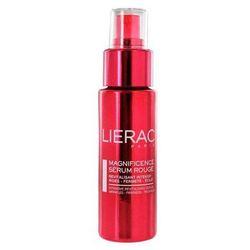 Lierac - Magnificence Red Serum Intensive Revitalising - Serum intensywnie rewitalizujące - 30 ml - DOSTAWA GRATIS! Kupując ten produkt otrzymujesz darmową dostawę !