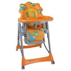BabyOno DINO 2878/01 (pomarańczowy) - produkt w magazynie - szybka wysyłka!