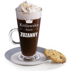 Grawerowana szklanka do Latte SKL04
