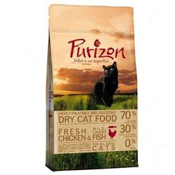 Purizon Adult dla kota, kurczak i ryba - 400 g