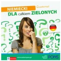 Niemiecki Dla Całkiem Zielonych (Płyta Cd) (opr. twarda)