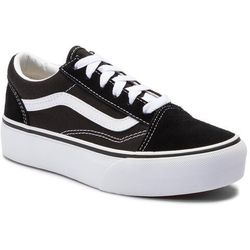 Tenisówki VANS Old Skool Platfor VN0A3TL36BT1 BlackTrue White