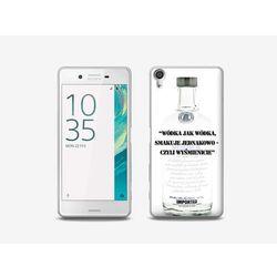 Fantastic Case - Sony Xperia X Performance - etui na telefon - wódka