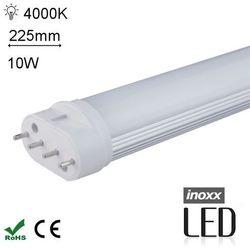 INOXX OL2G11 4000K 10W Świetlówka LED 2G11 4pin Neutralna 10W 225mm 4000K