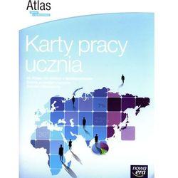 Wiedza o spoleczeństwie LO Karty pracy do atlasu. Zakres rozszerzony (2014) (opr. miękka)