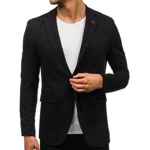 38325991402a0 Marynarka męska elegancka czarna Bolf 406 - porównaj zanim kupisz