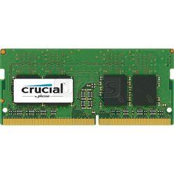 Pamięć RAM Crucial DDR4 SODIMM 8GB 2400MHz CL17 1.2V - CT8G4SFS824A