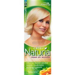 Joanna Naturia Color Farba do włosów Szlachetna Perła nr 212
