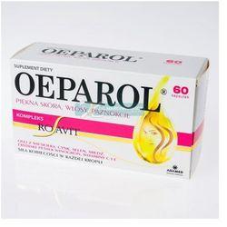 OEPAROL Piękna skóra, włosy i paznokcie 60 kaps.