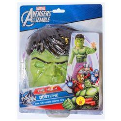 Hulk kostium z maską