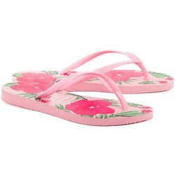 HAVAIANAS Havaianas Slim Floral - Japonki Damskie - 4129848 1141