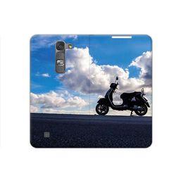 Flex Book Fantastic - LG Magna - pokrowiec na telefon - skuter