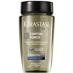 Kerastase - Capital Force Anti Pelliculaire - Szampon przeciwłupieżowy - 250 ml