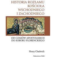 Historia rozłamu kościoła wschodniego i zachodniego (opr. twarda)