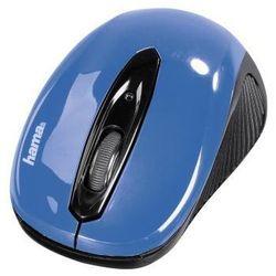 Mysz bezprzewodowa HAMA AM-7300 Niebieski