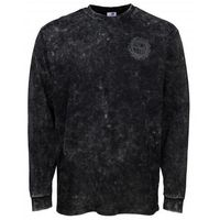 koszulka SANTA CRUZ - Other Slime Balls L/S T-Shirt Black Acid Wash (BLACK ACID WASH) rozmiar: S