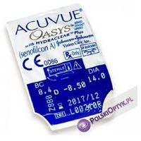 Acuvue Oasys Hydraclear Plus 1szt