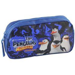 Pingwiny z Madagaskaru, Piórnik saszetka Darmowa dostawa do sklepów SMYK
