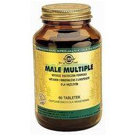 SOLGAR Male Multiple witaminy i minerały dla mężczyzn