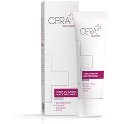 CERA+ Solutions Krem do skóry naczynkowej na dzień 50ml