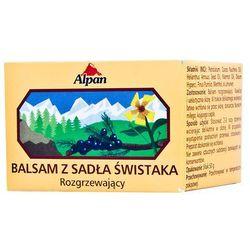 Balsam z sadla swistaka x 50ml /Alpine Herbs