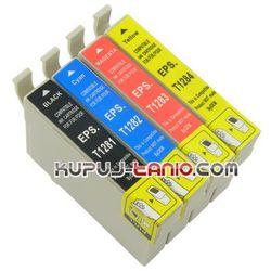 T1285 tusze do Epsona (4 szt., Unink) tusze Epson SX130, Epson SX125, Epson SX230, Epson SX420W, Epson SX425W, Epson S22, Epson SX235W