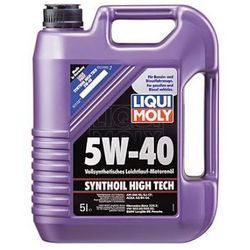 Liqui Moly Synthoil High Tech 5w40 5L 1307