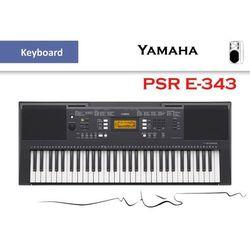 Keyboard Yamaha PSR-E343