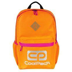 CoolPack Jump Plecak Szkolny 23L Orange Neon 44615CP