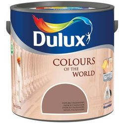 Farba Kolory Świata Dulux Indyjski Palisander 5L