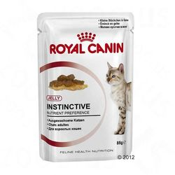 Royal Canin Instinctive w galaretce - 24 x 85 g