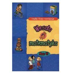 Wesoła matematyka kl.6 (opr. broszurowa)