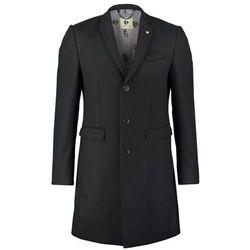 Noose & Monkey HINTON Płaszcz wełniany /Płaszcz klasyczny black