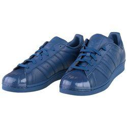 Adidas Superstar Glossy Toe W S76723 Granatowy