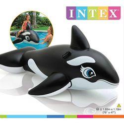 Intex, Dmuchana zabawka do pływania, Orka Darmowa dostawa do sklepów SMYK